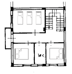 Planimetria Stagnone Holiday Apartment
