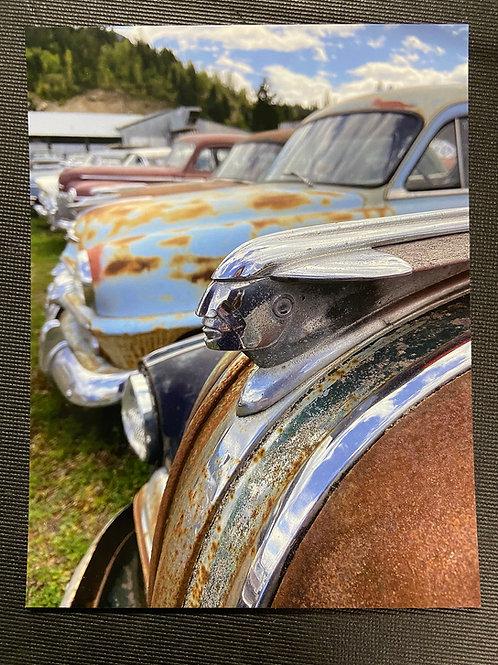 Pontiac  - 8x10 Print