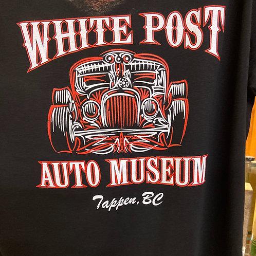 MENS Pinstripe Hotrod T-shirt