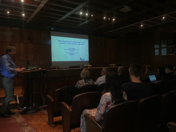 EFIS-ON-TOUR at the School of Medicine, University of Belgrade