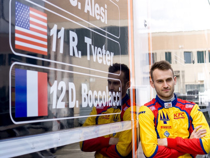 Tveter Confirmed at Trident for 2017 GP3 Series