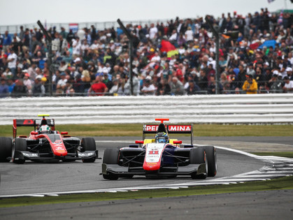 Tveter Shows Strong Pace at Silverstone But Mechanical Difficulties Prevent More Points