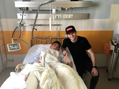 Tveter Escapes Major Injury in Horrific Accident In FIA Formula 3 Race Saturday in Austria