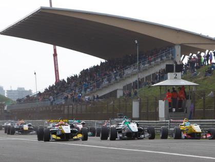 Tveter Finishes Seventh in 25th  Zandvoort Masters of Formula Three