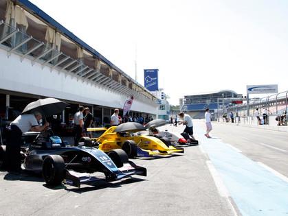 Tveter Records Consistent Results in Formula Renault 2.0 NEC Tripleheader at Hockenheim