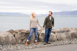 Sonya Cogan Iceland Engagement