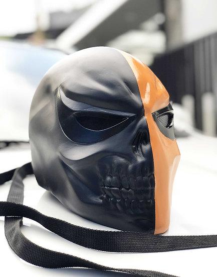Deathstroke Gods of War Mask HQ Resin Full Detailed