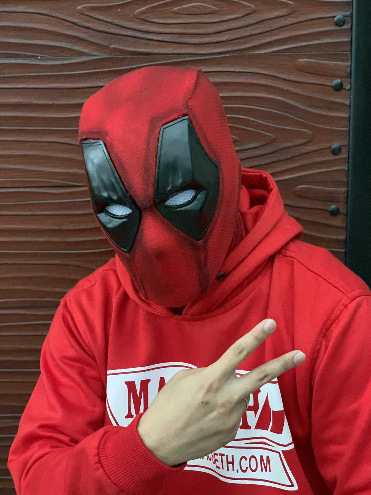 Deadpool 2 Mask