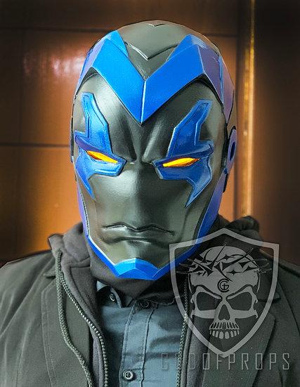 Blue Beetle Helmet HQ Resin by Godofprops