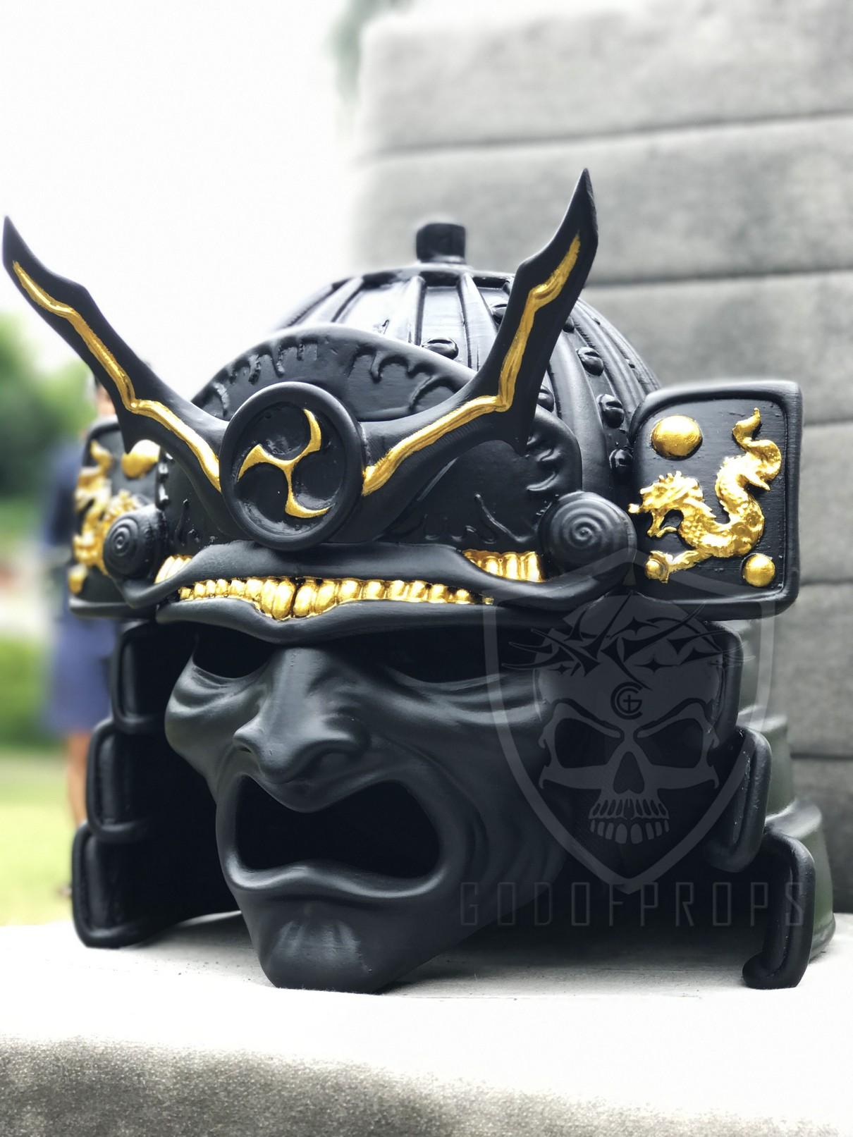 Nobunaga Samurai Helmet