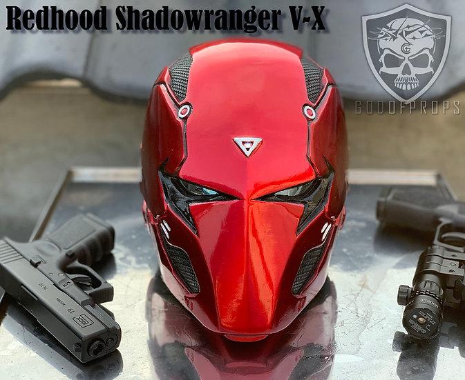 Red hood Shadowranger V-X by Godofprops