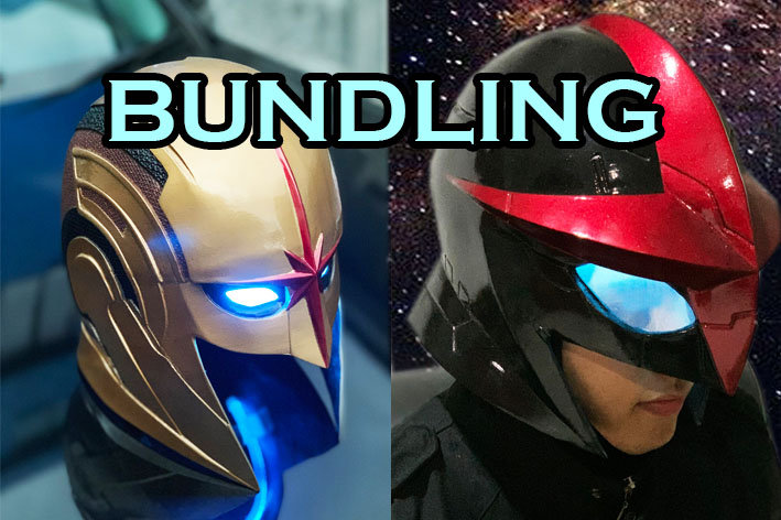 Bundling Special Nova Sam Alexander + Richard Rider  (Limited offer)