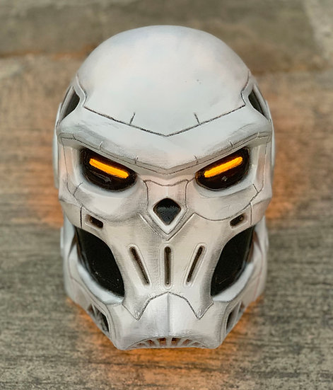 Taskmaster HQ Resin Mask by Godofprops