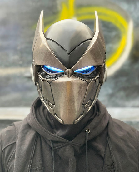 Batwing Luke Fox HQ Resin By Godofprops