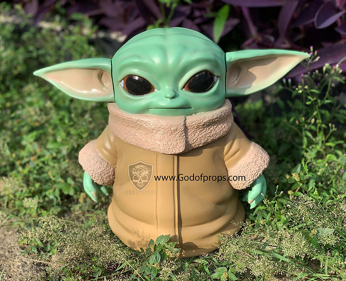Baby yoda a.k.a The Child 1:1 Lifesize by Godofprops