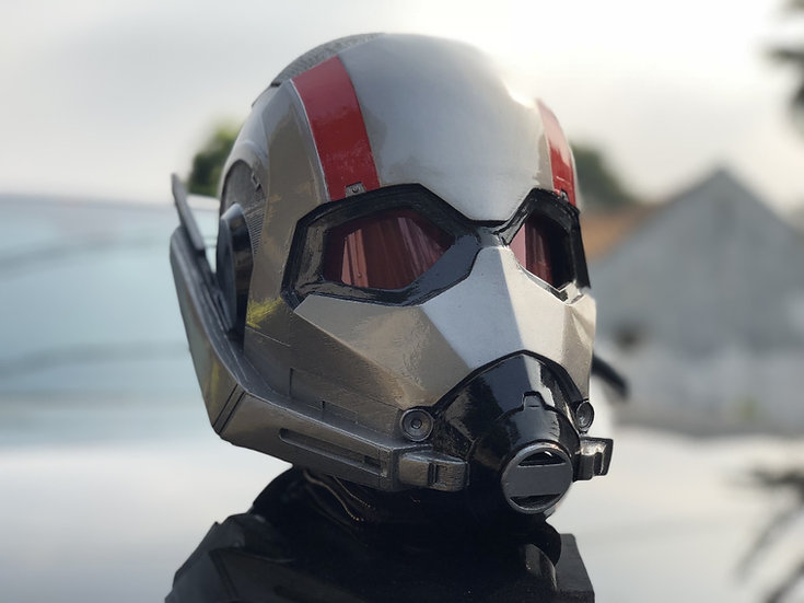 Ant-man 2018 Mask (Ant-man and the Wasp) HQ Resin