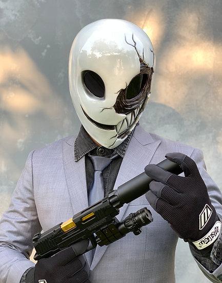 Halloween Mask Alien Smilling Roger by Godofprops