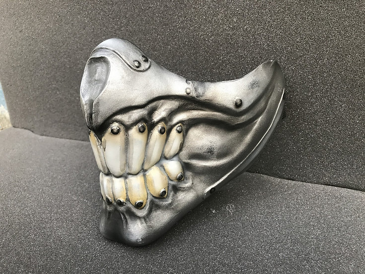 Immortan Joe Mad Max Mask HQ Resin