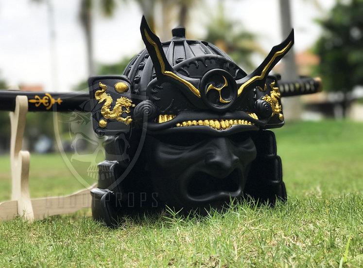Samurai Helmet Oda Nobunaga Armor