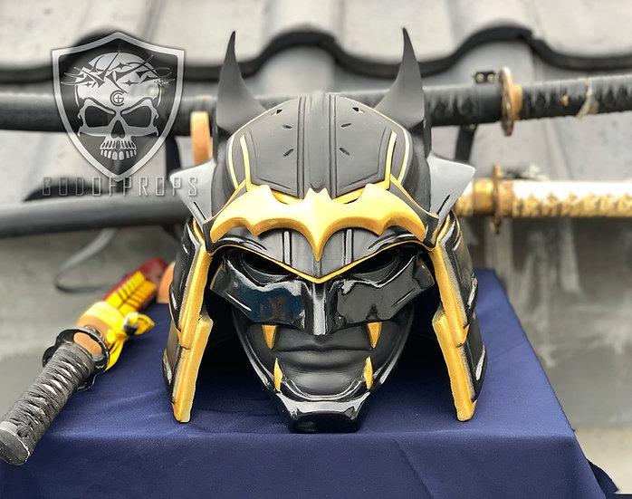 Batman Samurai Armored Helmet HQ Resin