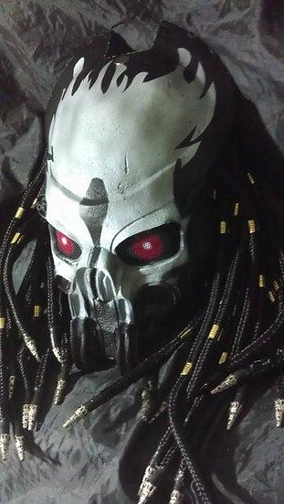 Predator monster celtic mask Fiberglass HQ resin