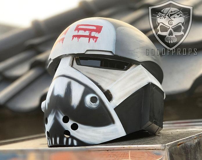BAD BATCH Wrecker Starwrs HQ Resin Helmet