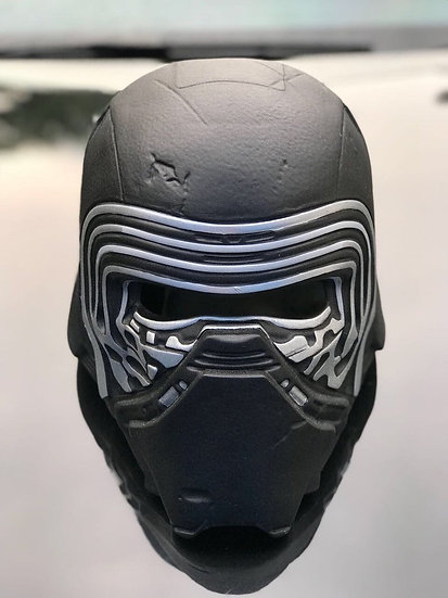 Kylo ren the rise of skywalker mask HQ Resin Star wars