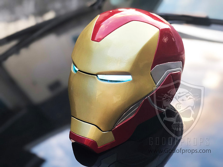 Iron man Mark 85 (Avengers End Game) HQ Resin Helmet