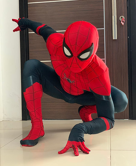 Spiderman Far From Home Full Suit
