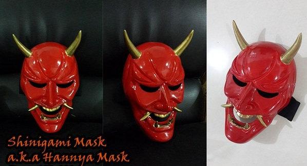 Hannya Mask Oni mask a.k.a Shiki fuujin Japanese