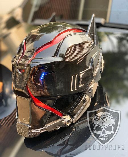 Armored BATMN OMEGA HQ Resin helmet