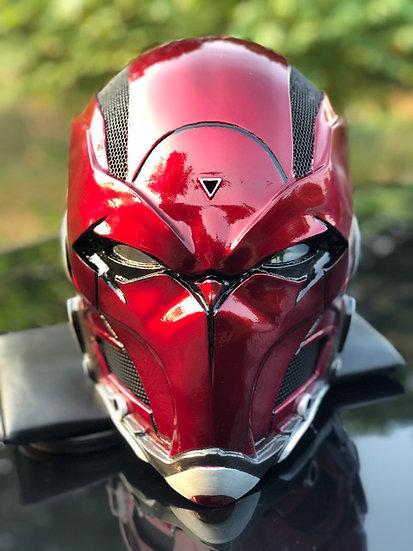 Red Hood Shadowdazer V7 HQ Resin Helmet LED