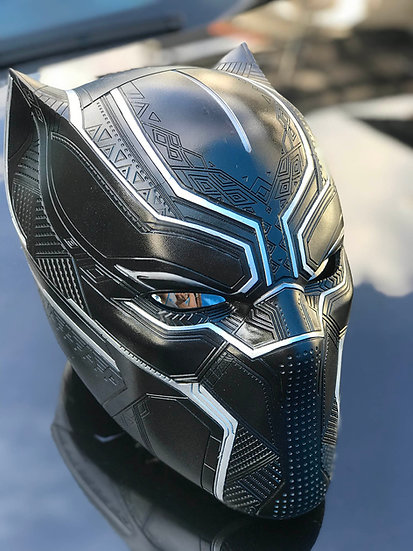 Blackpanther CW Hq Resin Godofprops