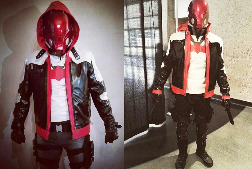 Red hood basic Arkham knight Jason Todd-Swiftable