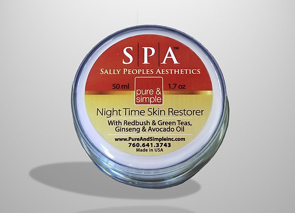 Night Time Skin Restorer