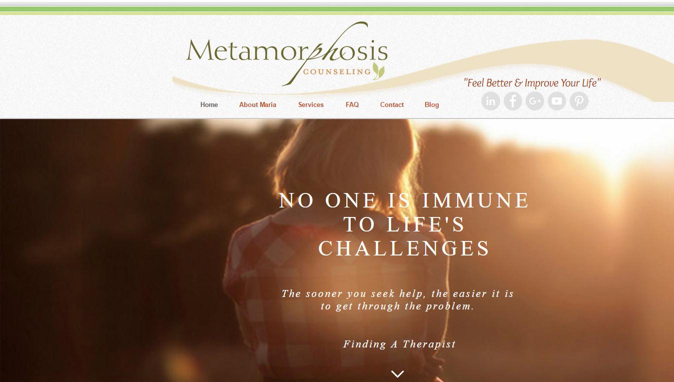 Metamorphosis Counseling