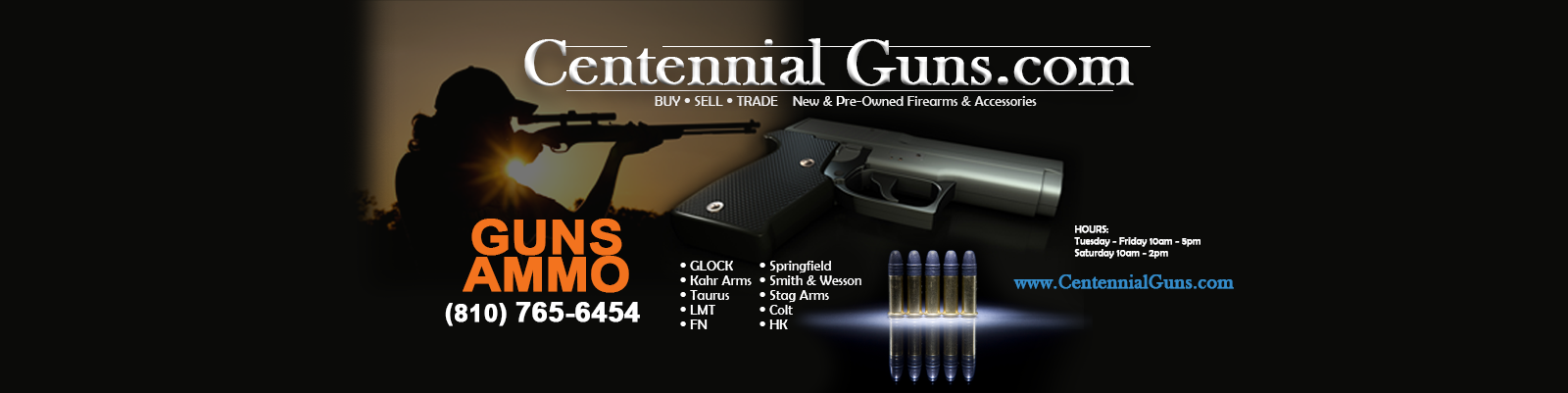 Centennial Guns
