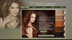 Extension of Beauty Website