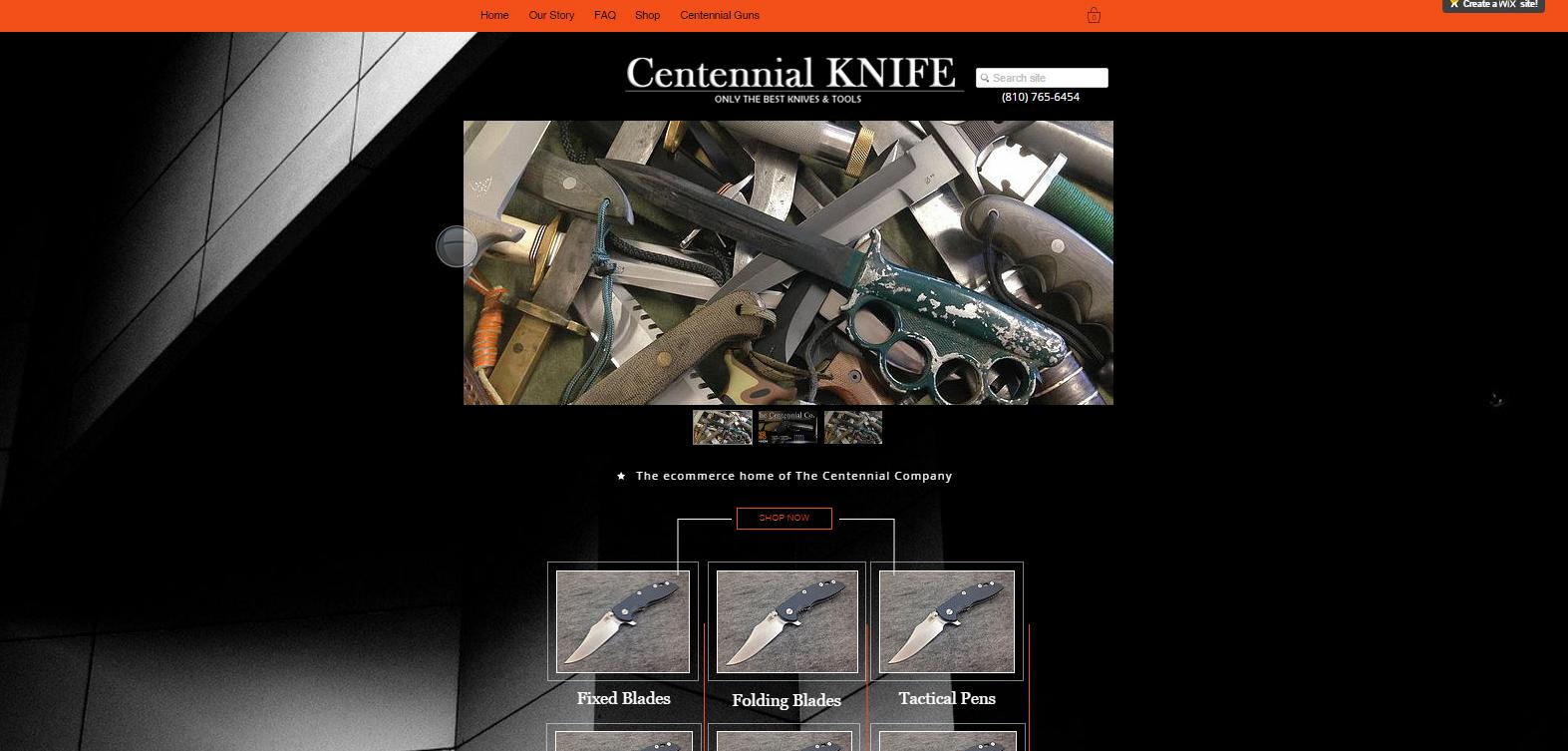 Centennial Knife