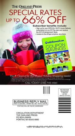 November Sales INSER-OPsideA