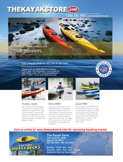 The Kayak Store FLYER