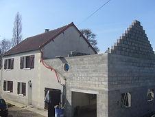 extension de maison agrandissement