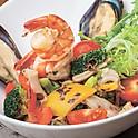 Брошетт с морепродуктами