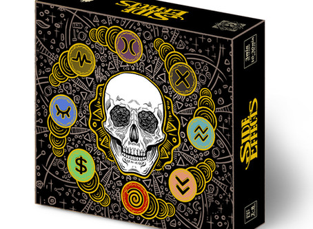 Pre-Order Open:  Get Ready to Experience Side Effects!