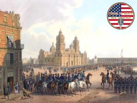 General Winfield Scott Captures Mexico City