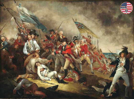 To the Last Drop of Blood: The Battle of Bunker Hill