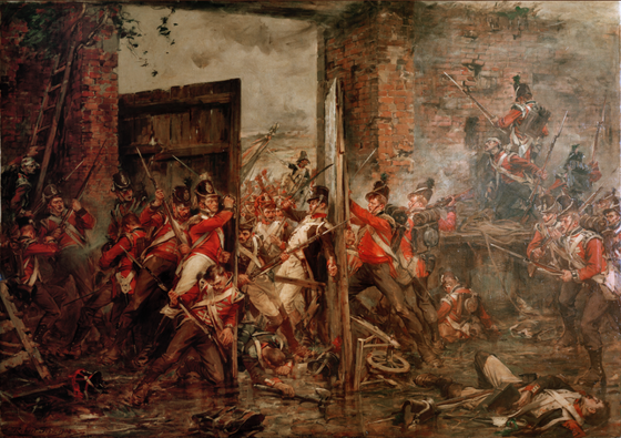 A Colossal Clash of Arms: The Battle of Waterloo