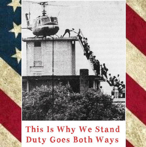 This Is Why We Stand: Last Days In Vietnam