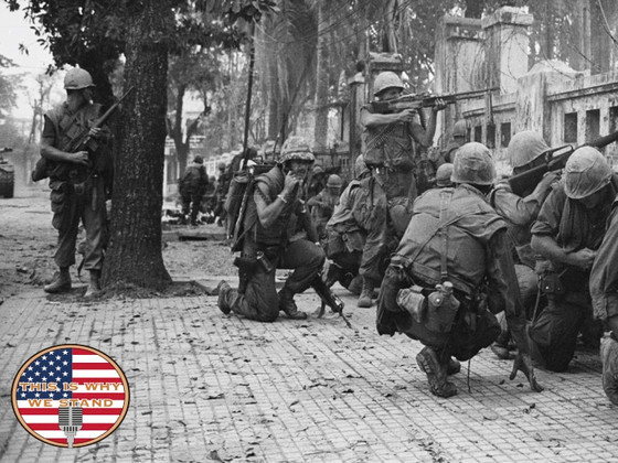 The Vietnam War's Tet Offensive: A Time for Heroes