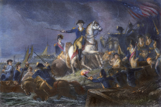 Live to Fight Another Day: George Washington and the Continental Army Escape From Long Island